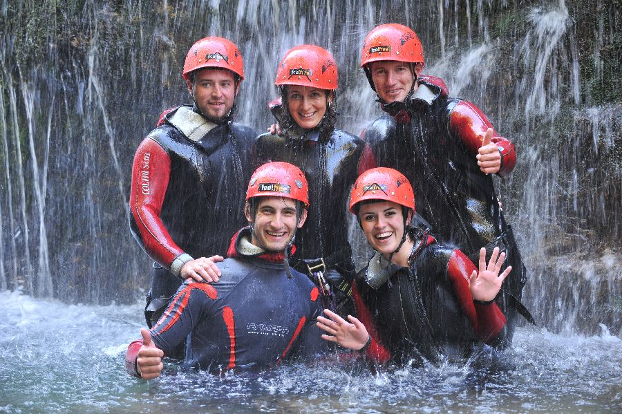 Foto - Tyrolsko - Canyoning Short and Heavy