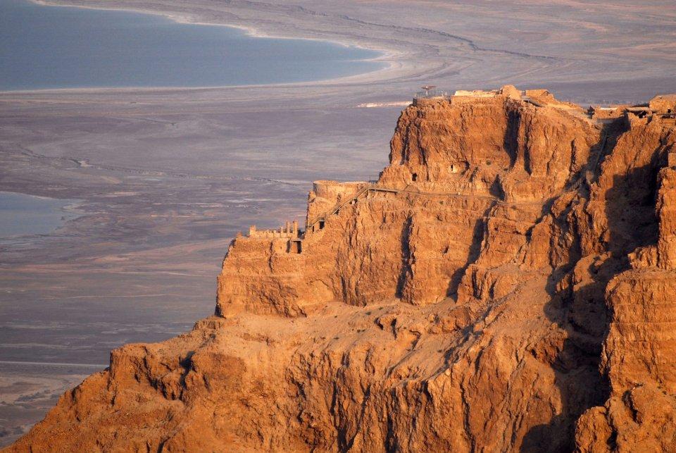 Masada, Izrael