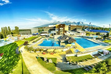 Silvestr 2019 - AquaCity Seasons Poprad