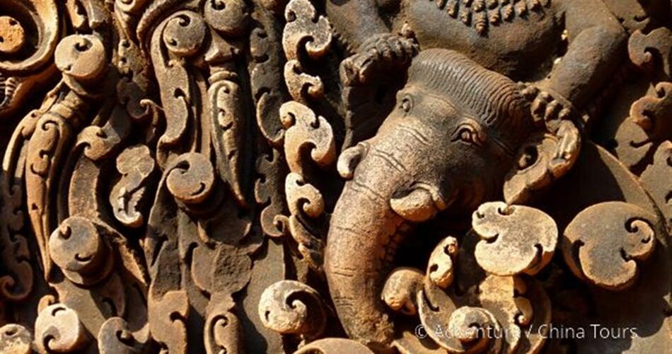 Chrám Banteay Srei