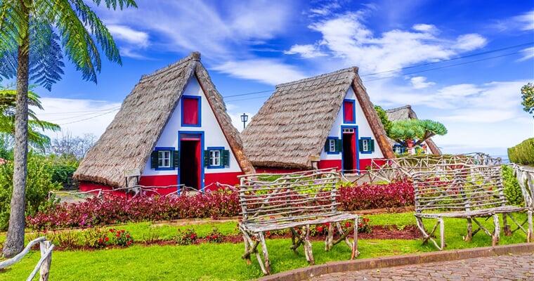 madeita domky