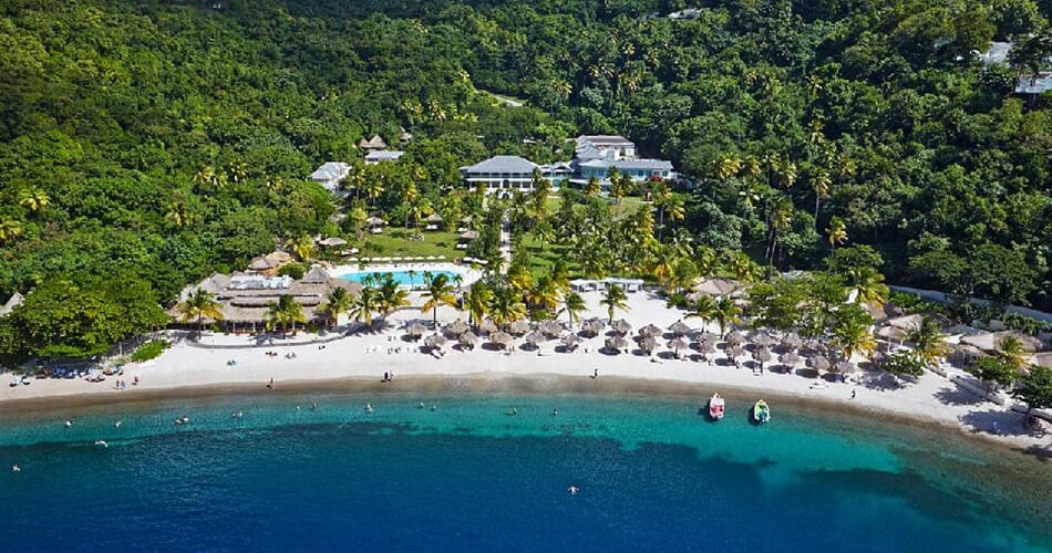Foto - Svatá Lucie, Sugar Beach a Viceroy Resort *****, Soufriere