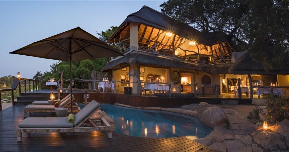 Foto - Mosambik - Safari a pobyt u oceánu, Jock Safari Lodge ****, Kruger National park, Machangulo Beach Lodge ****, Mosambik-Machangulo Peninsula