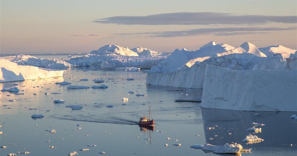 Foto - Grónsko - Zlatý trojúhelník